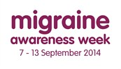 Migraine Awareness Week 2014