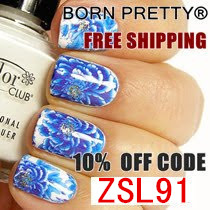 Born Pretty Store 10% discount voucher code ZSL91