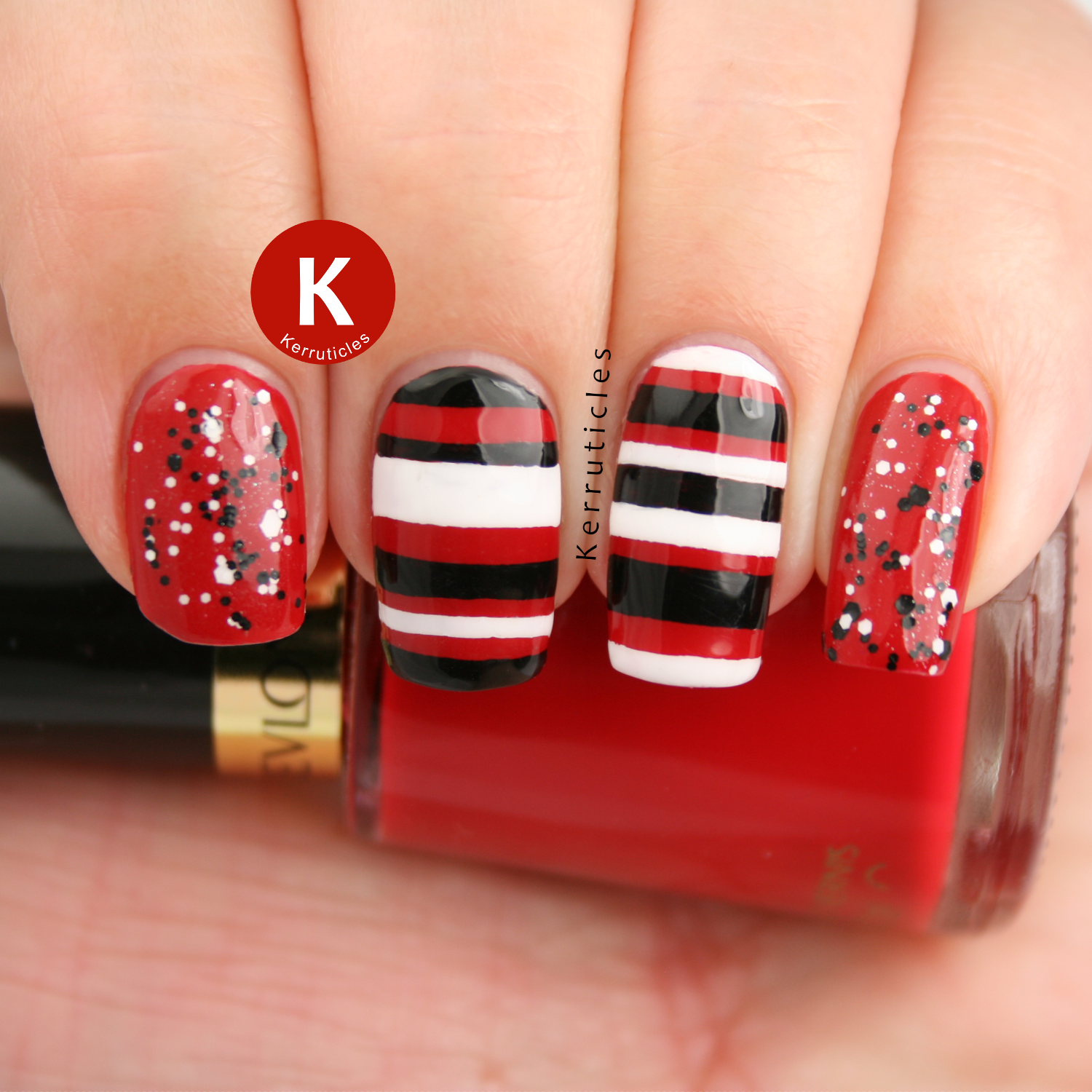 September 2014 Manicures Kerruticles