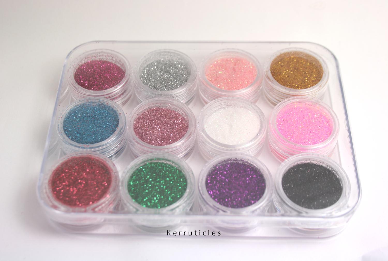 NYK1 Secrets loose glitter