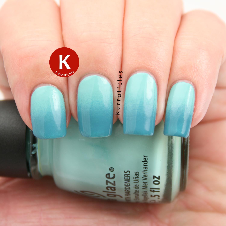 October 2014 Manicures Kerruticles