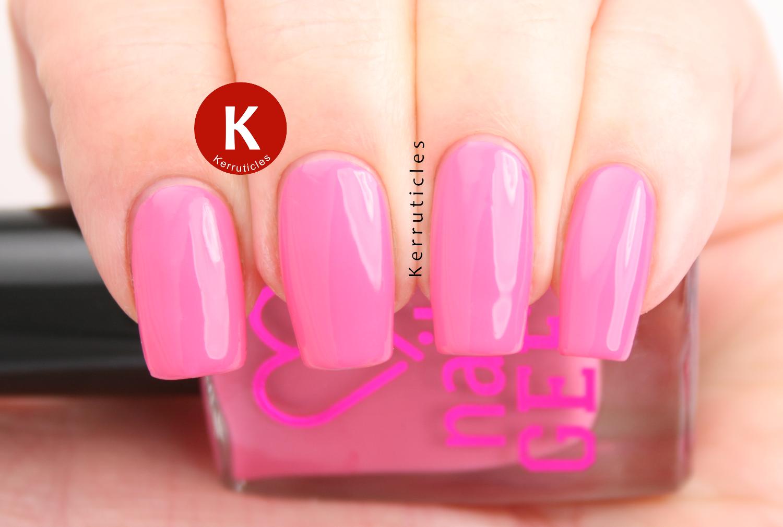 Nail Geek Cheeky Pink