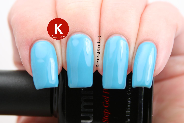 Illummi Blue Lagoon gel polish