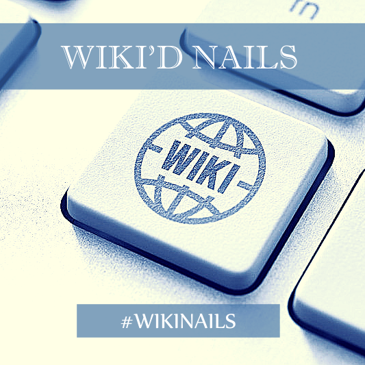 Wiki'd Nails challenge image square