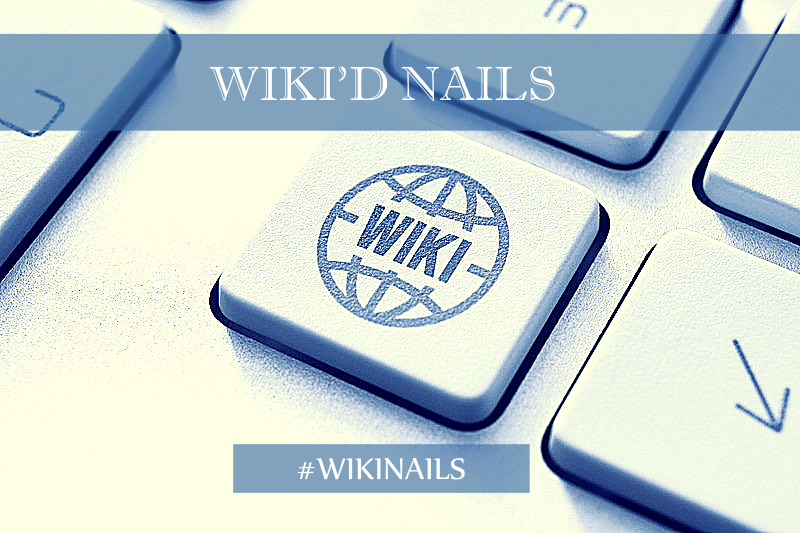 Wiki'd Nails challenge image