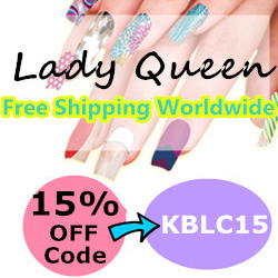 15% off at Lady Queen - use code KBLC15