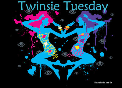 Twinsie Tuesday logo