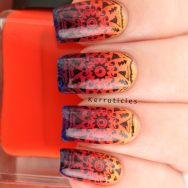 Tribal gradient stamping using CICI&SISI Ethnic Elements