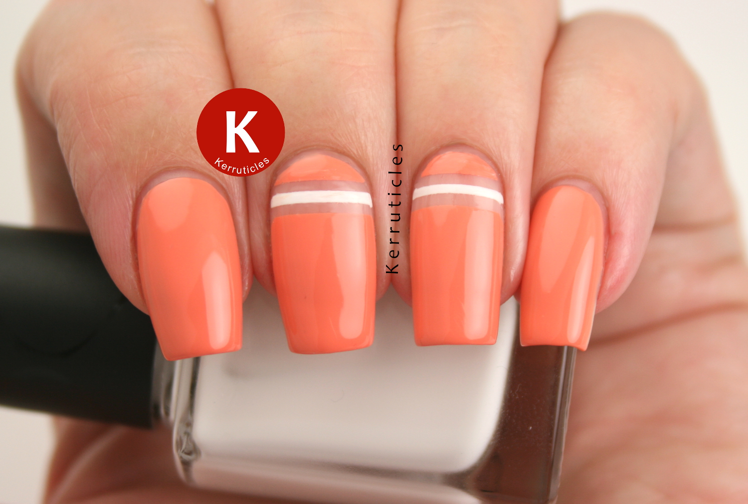 Tape manicure Archives | Kerruticles