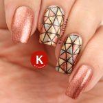Geometric molten metals