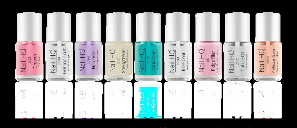 Nail HQ nail care range