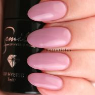 Semilac Nude Beige Rose gel polish