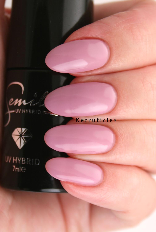 Semilac Nude Beige Rose   Kerruticles
