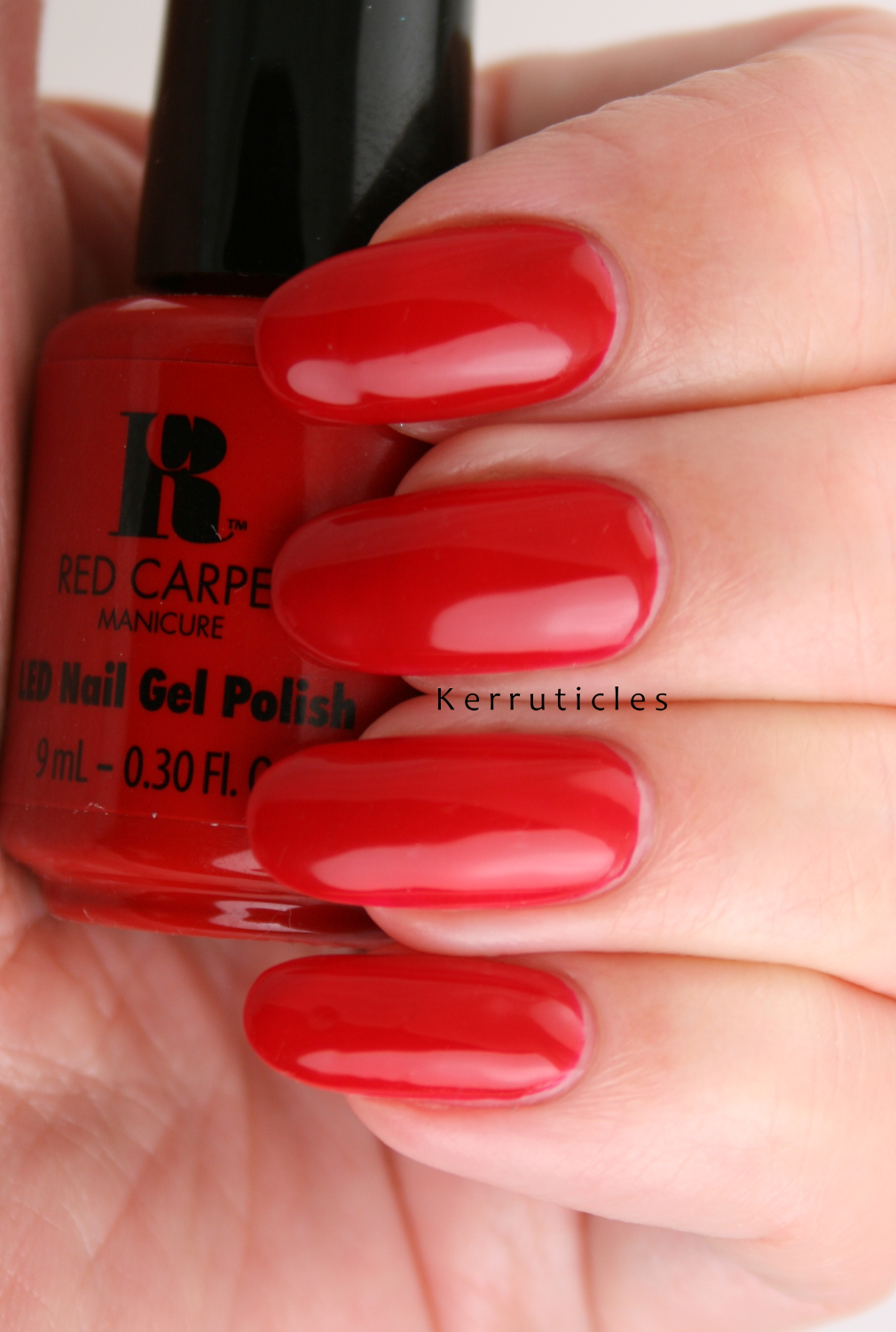 Red Carpet Manicure Red Carpet Reddy Kerruticles