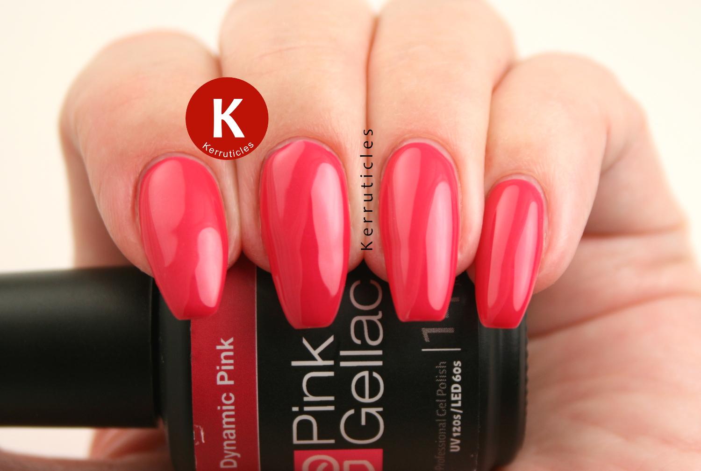 Pink Gellac Dynamic Pink