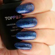 Toppers Top Secret over Bluesky A24